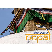 Namaste Nepal (Wandkalender 2018 DIN A3 quer): Faszinierendes Land Nepal - Menschen, Kultur und Abenteuer (Monatskalender, 14 Seiten ) (CALVENDO Orte) [Kalender] [Apr 27, 2017] Pohl, Gerald