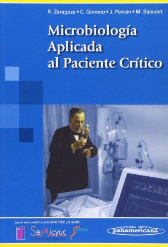 Microbiología Aplicada al Paciente Crítico por Rafael Zaragoza Crespo