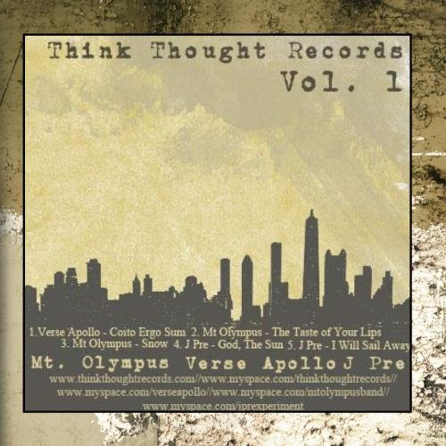 Think Thought Records Compilation Vol. 1
