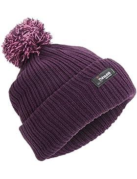 Cappello invernale termico con pon pon - Bambina