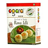 Rava idli is a wondrous steam cooked breakfast food that has notched a premium position as a time less speciality of Karnataka. Made from semolina Rava idli tastes better with sagu, coconut chutney or Ogara chutney powder.
