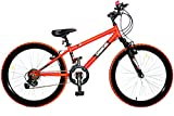 Concept Demon Boys mountain bike ruota 61cm arancione