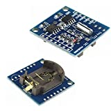 RTC I2C module - DS1307 AT24C32 Real Time Clock Module For arduino AVR ARM PIC - without battery