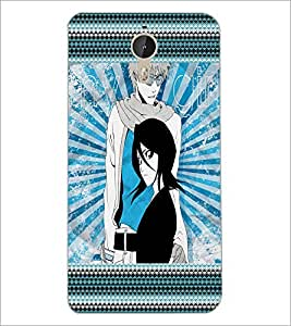 PrintDhaba Girls D-4069 Back Case Cover for LETV LE 1 PRO ULTRA (Multi-Coloured)