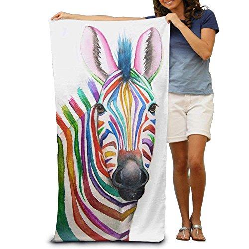 YSEFHX Zebra Create My Own 10Polyester Soft Beach Towel(31