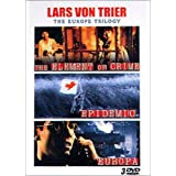 Lars von Trier - The Europe Trilogy : The Element of Crime + Epidemic + Europa