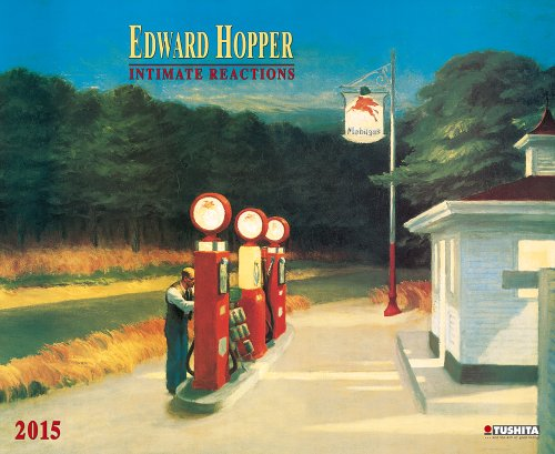 Edward Hopper - Intimate Reactions 2015 Decor Calendar