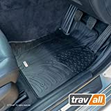 Best BMW Car Mats - Travall Mats TRM1025R - Vehicle-Specific Rubber Floor Car Review