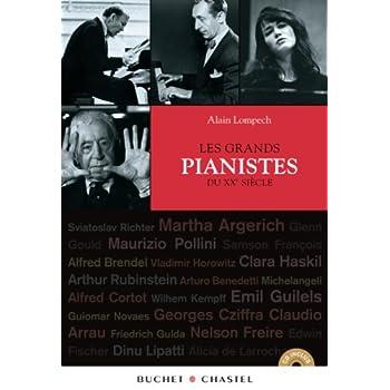 Grands pianistes du XXe siècle