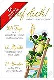 Geburtstagskarte XXL mit Wackelaugen