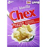 Chex Cereal, Gluten Free, Vanilla, 12.1 Ounce (Pack of 3)
