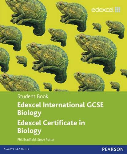 Edexel international GCSE biology student book. Con Revision guide. Per le Scuole superiori. Con CD. Con espansione online (Edexcel International GCSE)