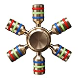Fidget Spinner, sportfun Fidget Toys main Spinner des jouets pour enfants et adultes Jouets cadeaux