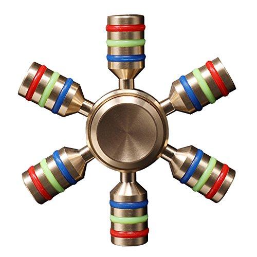 Fidget Spinner, Sportfun Fidget Toys Hand Spinner Finger Spielzeug für Kinder und Erwachsene Spielzeug Geschenke Fidget Erwachsenen