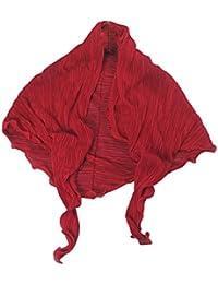 La crème solaire cool mousseline châle solaire conduite en été bras long manches haut facteur anti uv protection solaire foulards beach wrap bikini couvrir