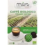 Nespresso compatibili, 100 capsule miscele intenso, cremoso, arabico decaffeianto pop caffè