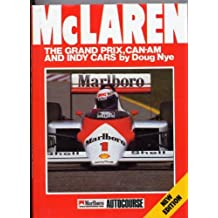 McLaren: Grand Prix, Can-Am and Indy Cars