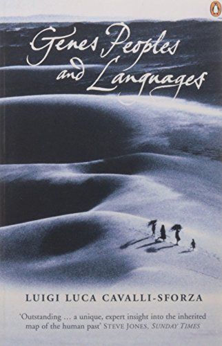 Genes, Peoples, and Languages (Penguin Press Science) by Luigi Luca Cavalli-Sforza (2001-09-27)