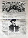Telecharger Livres MISSIONS CATHOLIQUES LES No 278 du 02 10 1874 TONG KING LA REVOLTE TIBET LA SITUATION DES CHRETIENTES DE BATHANG ET DE YER KA LO BUCHAREST CONGO TUNIS LA PROPAGANDE LE PAYS DES NOUBAS KIANG NAN PAR LE RP ADINOLFI LES PAUMOTOUS (PDF,EPUB,MOBI) gratuits en Francaise