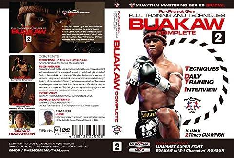 Buakaw POR Complete Vol. 2/Buakaw POR Muay Thai formation complète