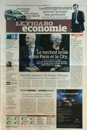 figaro-economie-le-no-20324-du-03-12-2009-le-torchon-brule-entre-paris-et-la-city-sarkozy-le-ce-dedf