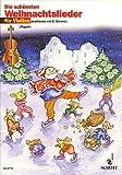 Die schönsten Weihnachtslieder : für 1-2 Violinen (mit Text) - Dieses Heft für Geigenschüler enthält die schönsten Weihnachtslieder in sehr leichten Bearbeitungen für Violine, zu der wahlweise auch eine 2. Stimme gespielt werden kann. - Noten/sheet music