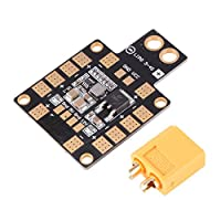 XCSOURCE XT60 PDB Power Distribution Board 3A 5V/12V Dual-way BEC 6 ESC for Racing Drone Quad FPV RC415 from XCSOURCE