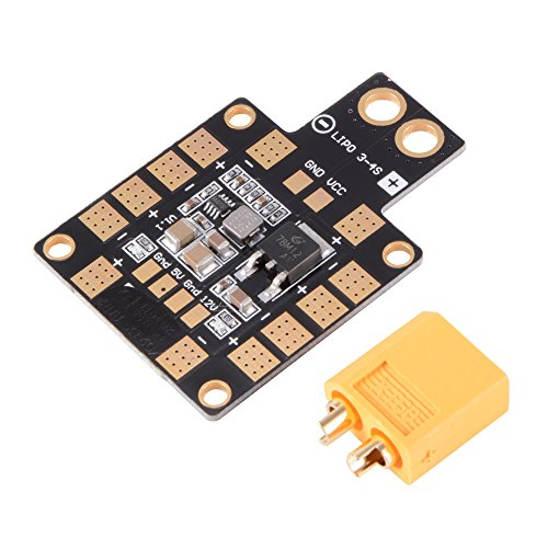 XCSOURCE® OCDAY XT60 PDB Placa de distribución de energía 3A 5V /...