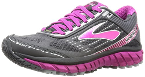 brooks Ghost 9 Gtx, Zapatos para Correr para Mujer, Multicolor (Anthra