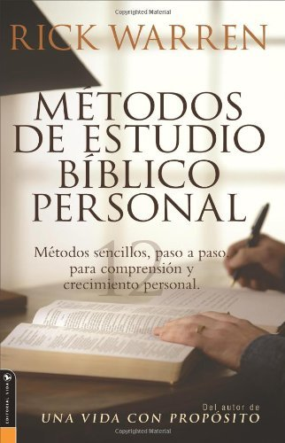 Metodos de Estudio Biblico Personal: 12 Formas de Estudiar la Biblia Tu Solo