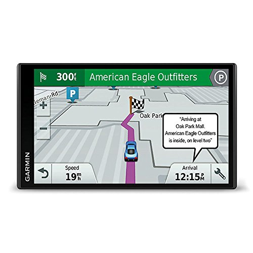 Garmin DriveSmart 61 LMT-D EU Navigationsgerät  (17,65 cm (6,95 Zoll) rahmenloses Touchdisplay, Europa (Traffic via DAB+ oder Smartphone Link)  lebenslang Kartenupdates & Verkehrsinfos, Smart Notifications) - 7