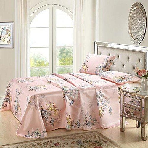 Materasso fresco Tappetini per letti tre pezzi possono essere lavati sedili di seta di ghiaccio può essere piegato tappeto estivo 245 * 245cm Stuoia di bambù fredda ( Colore : B1 , dimensioni : 245*245cm )