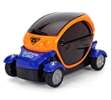Smiles Creation Cartoon Car With Light A...