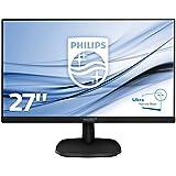 """Philips Moniteur LCD Full HD 273V7QDAB/00 - écrans plats de PC (68,6 cm (27""""), 250 cd/m², 1920 x 1080 pixels, 5 ms, LED, Full HD)"""