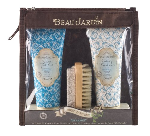 Beau Jardin Spearmint Fuß Care Set -