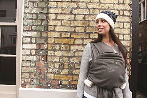 Caboo + Organic – Multi Position Baby Carrier