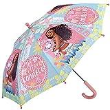 Oceania Vaiana Moana Disney - Ombrello lungo bambina Perletti (Rosa)