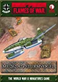 Flames of War German ME 262 A2a Sturmvogel (Late War) AC009
