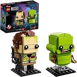 LEGO Brickheadz - Peter Venkman e Slimer,, 41622