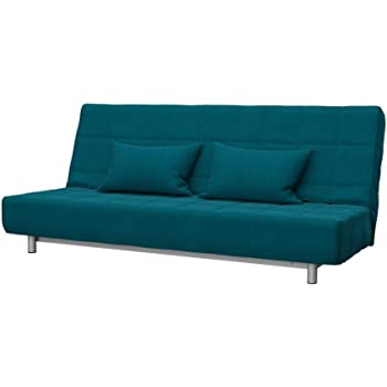 Soferia Ikea Beddinge Housse De Convertible 3places Elegance Grey