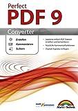 Produkt-Bild: Perfect PDF 9 Converter - PDFs erstellen, konvertieren, schützen, Kommentare hinzufügen, Digitale Signatur einfügen | 100% Kompatibel mit Adobe Acrobat
