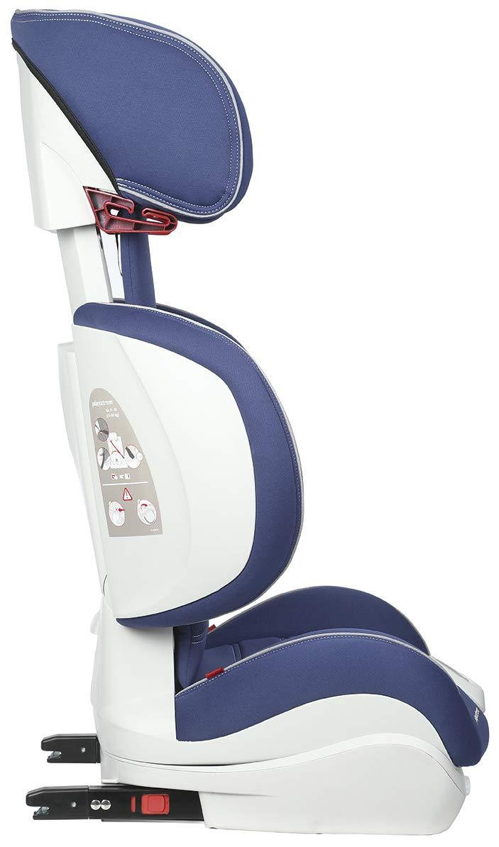 Silla de coche con Isofix para grupo 2 y 3 Playxtrem Estel Fix Color Azul