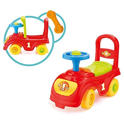 Dolu 705 8025 Sit N Ride Baby Walker
