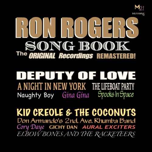 Ron Rogers - Song Book - The O...