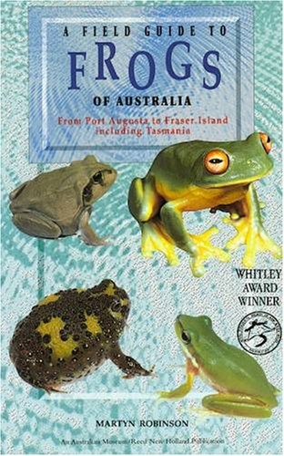 field-guide-to-the-frogs-of-australia