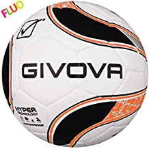 Balón Hyper, Black/Orange, 4