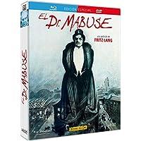 Doctor Mabuse - El gran jugador + Inferno