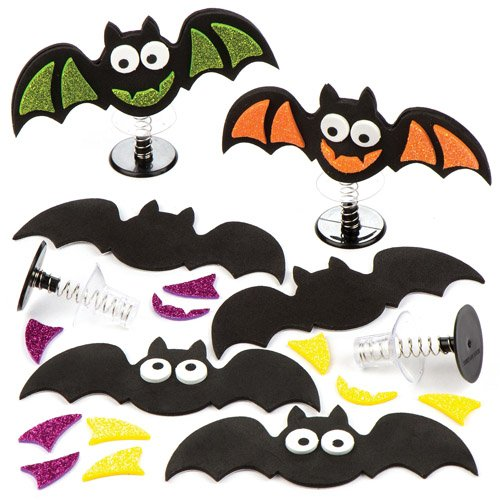 Baker Ross Kit Personaggi di Halloween con Carica Manuale per ... 599e3d4767e9