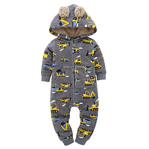 abbastanza economico vendita più calda stili di moda Tutina Ciniglia Neonato: Modelli e Prezzi - Living Baby