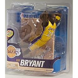 NBA Los Angeles Lakers McFarlane 2012 Series 20 Kobe Bryant (6) Action Figure by McFarlane